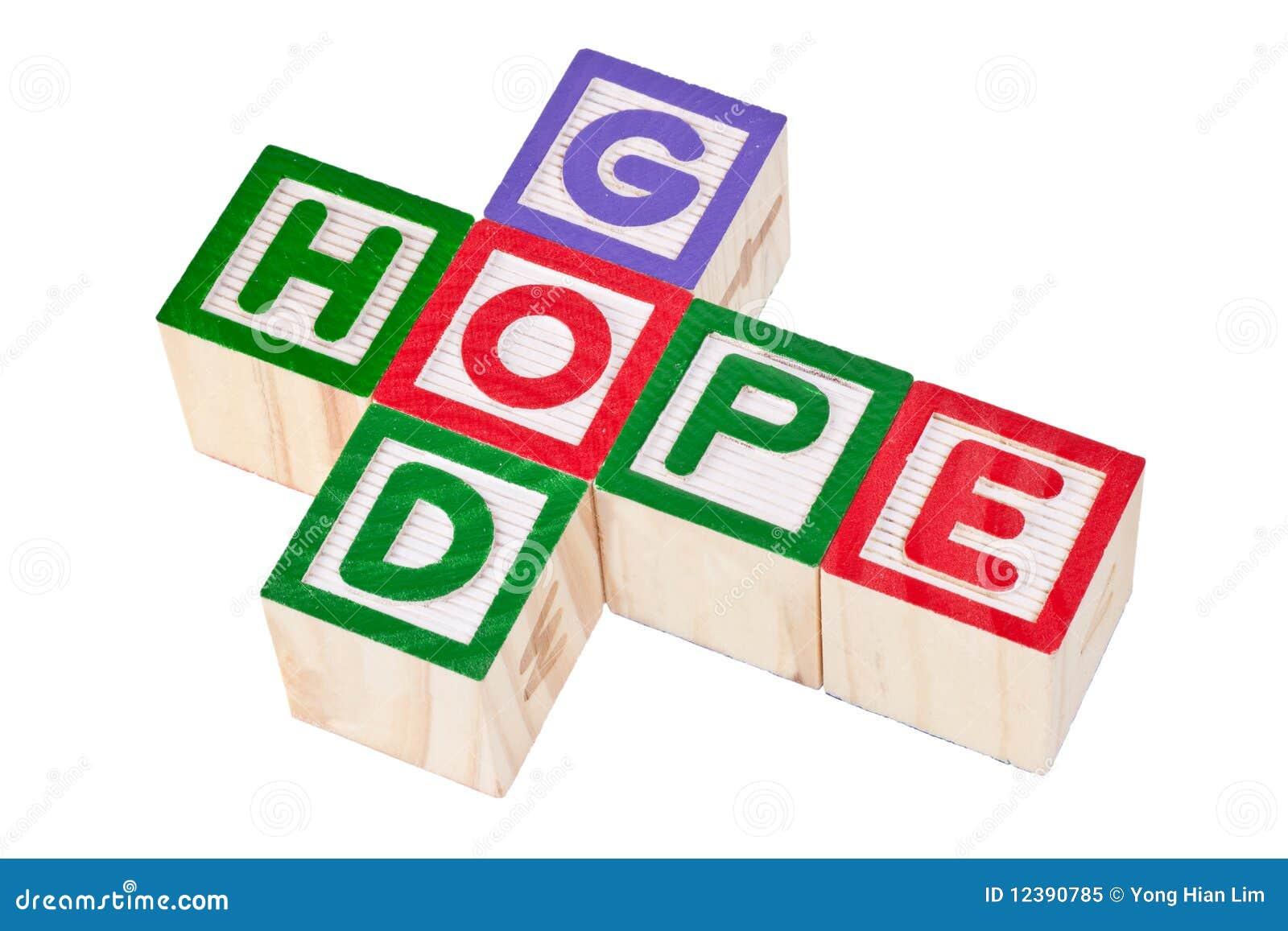 Dieu et espoir