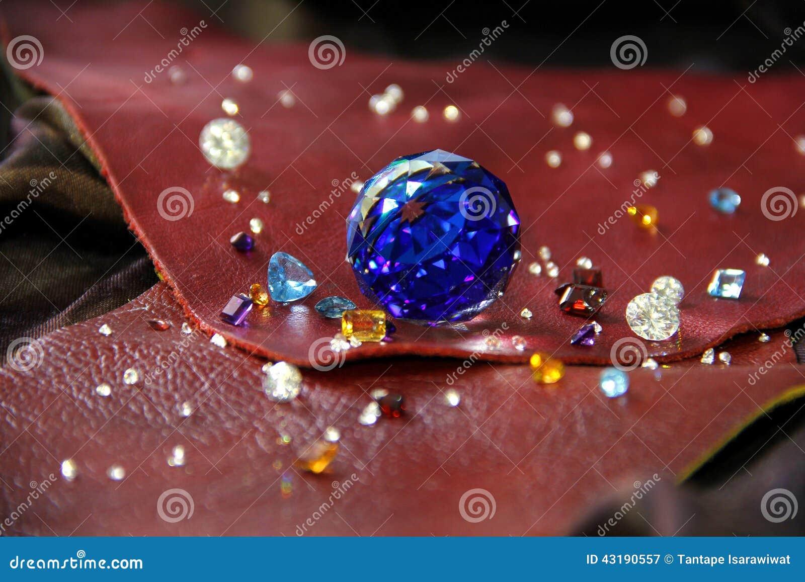 A diferença das gemas