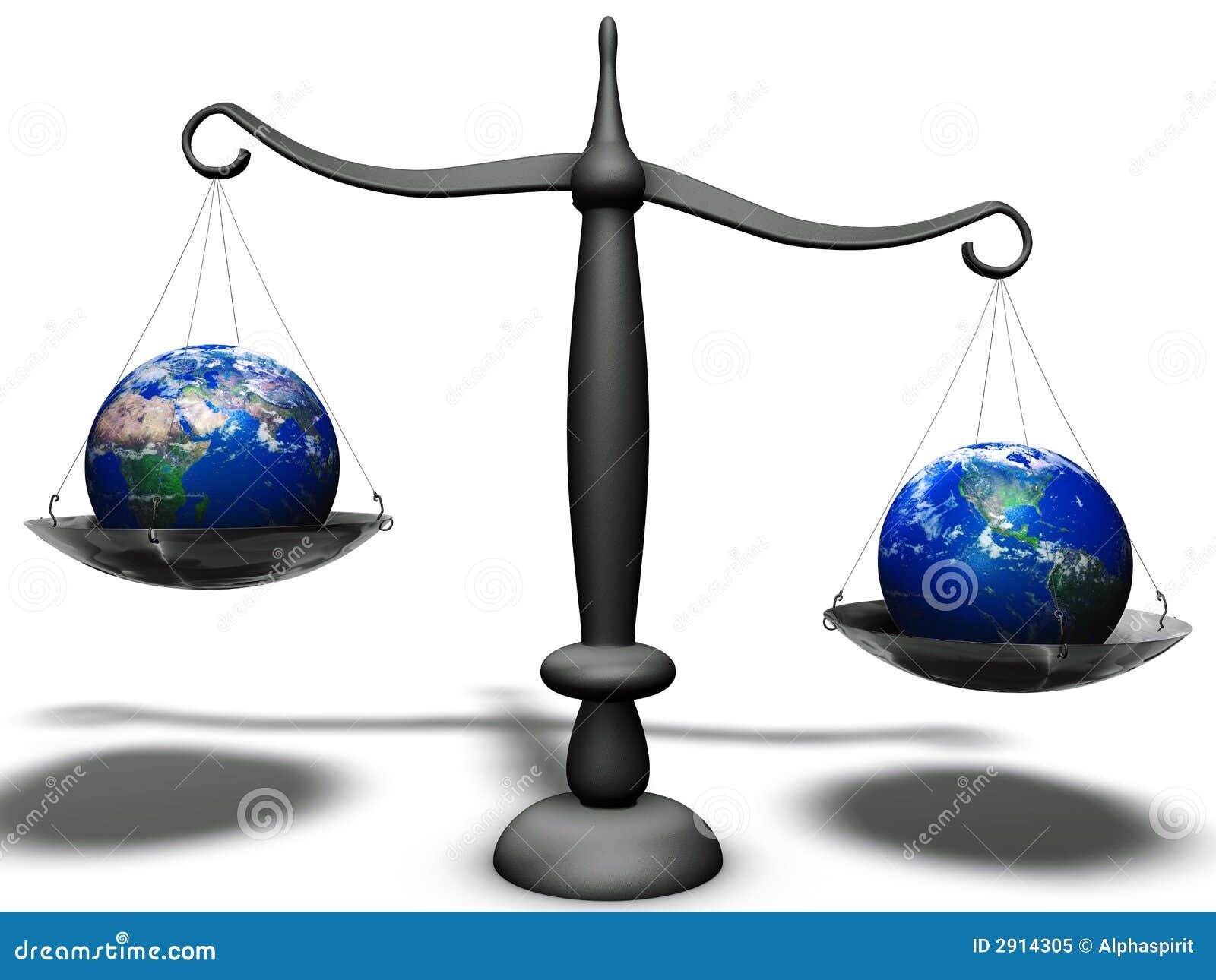 Différence économique d équilibre