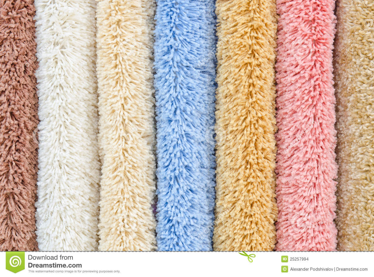 Different Carpet Samples Stock Images Image 25257994