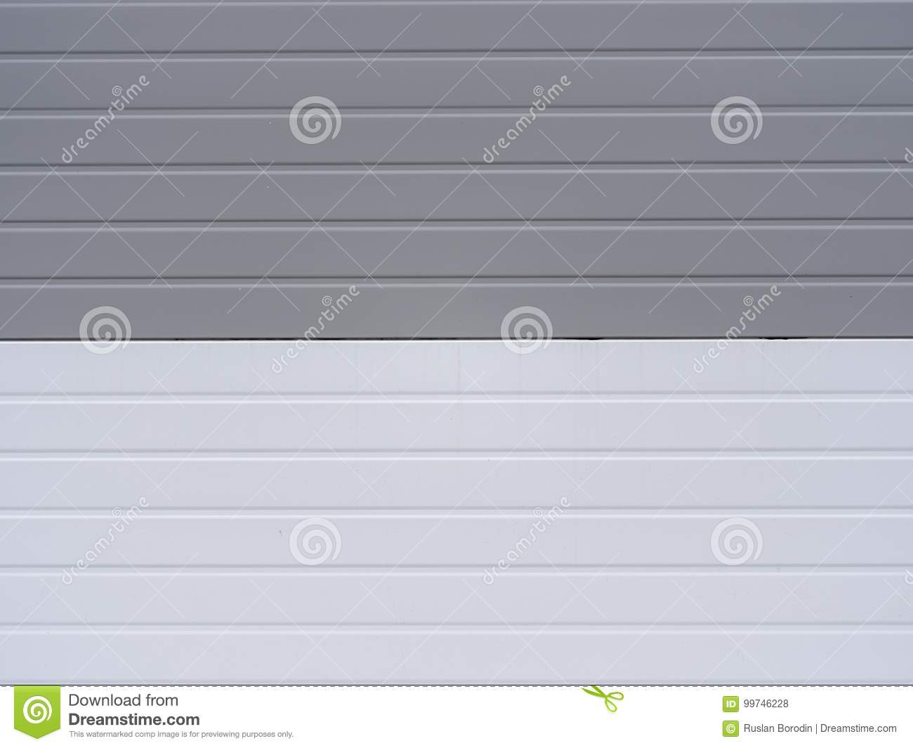 Light Gray And White Vinyl Siding Background Colorful Textures From Outside Plastic Panels
