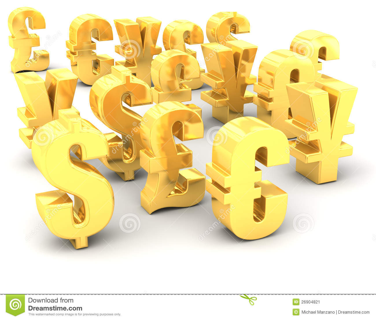 Different gold national currency symbols stock illustration different gold national currency symbols buycottarizona