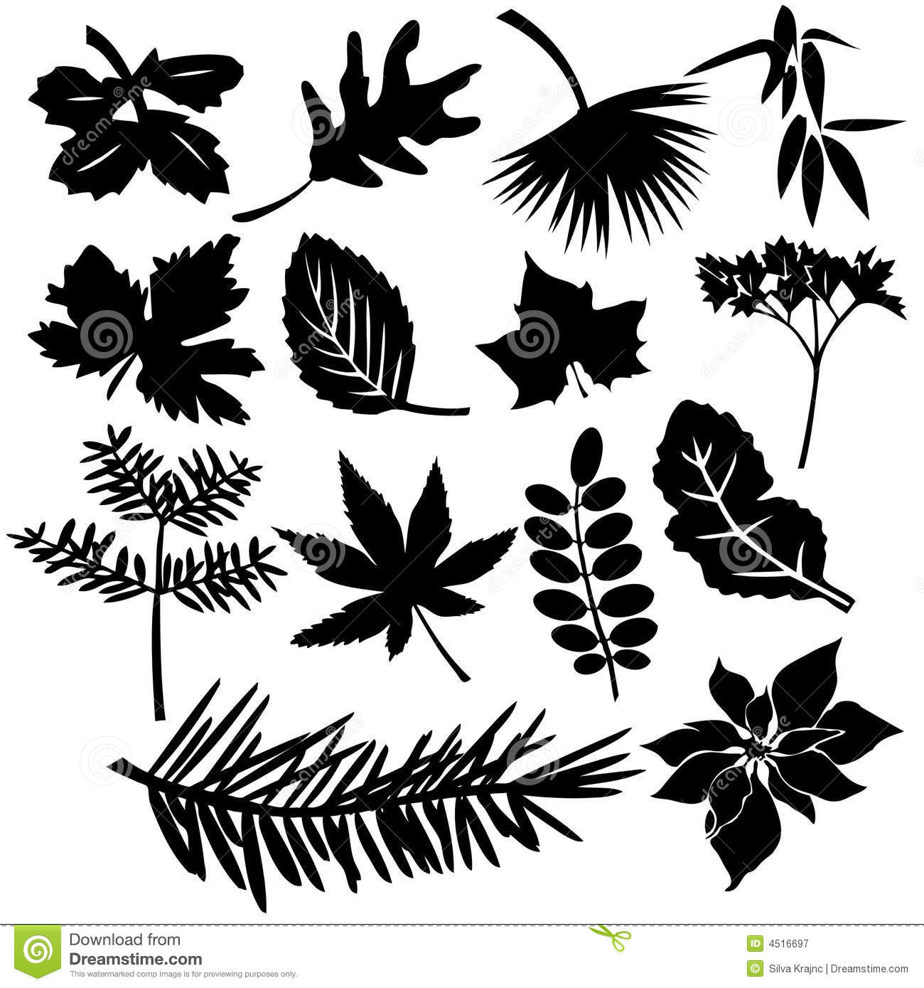 Different Leafs