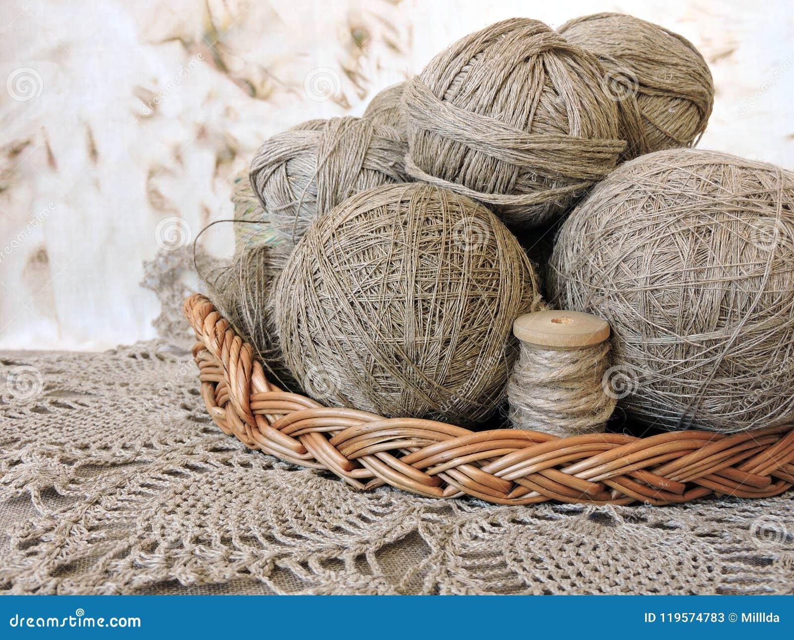 Lithuanian Linen Yarn