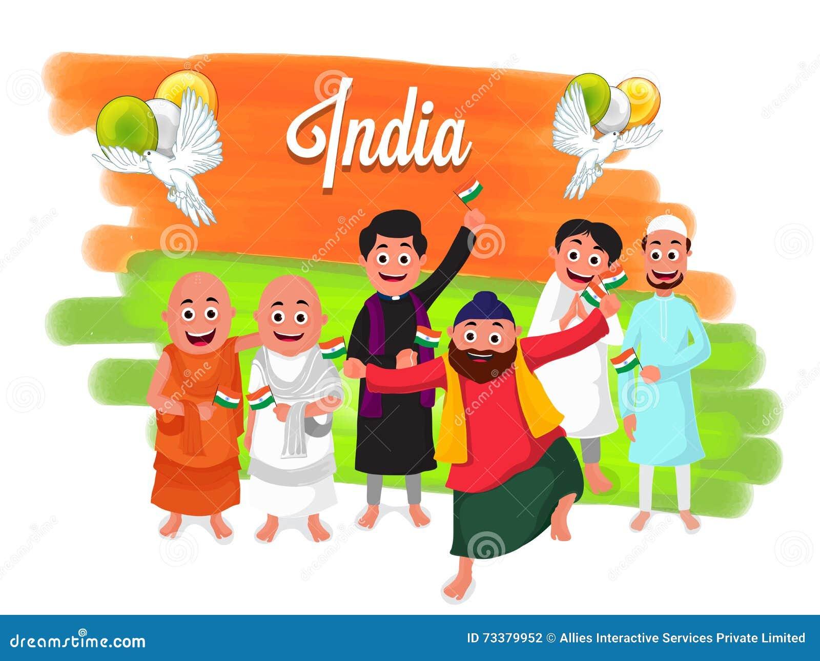 religious diversity in india