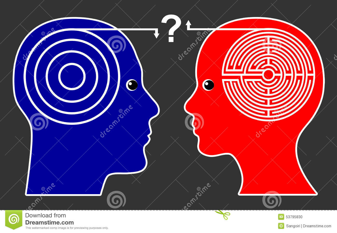 men women think differently It's no secret that men and women have always had difficulty fully understanding each other.