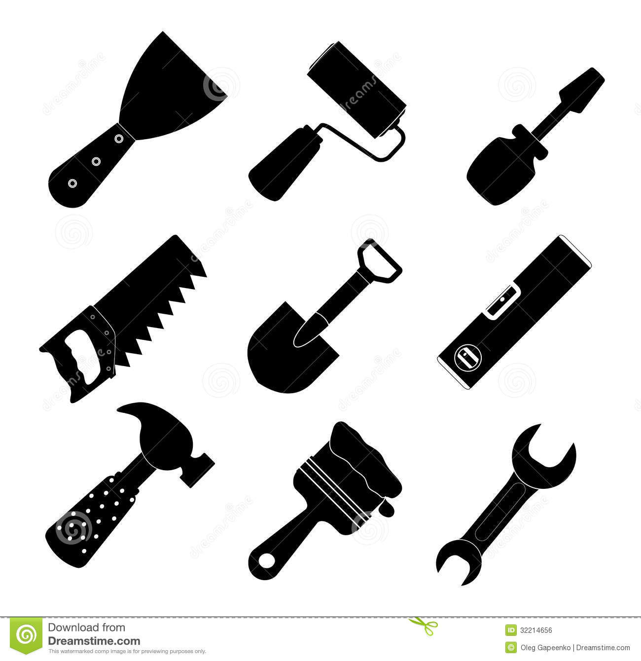 tool icon vector. royaltyfree stock photo download different tools icon vector tool