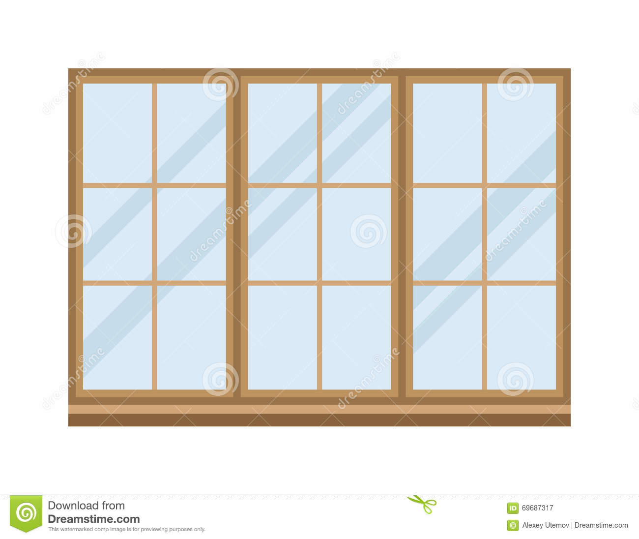 House windows pictures - Royalty Free Vector Download Different Types House Windows