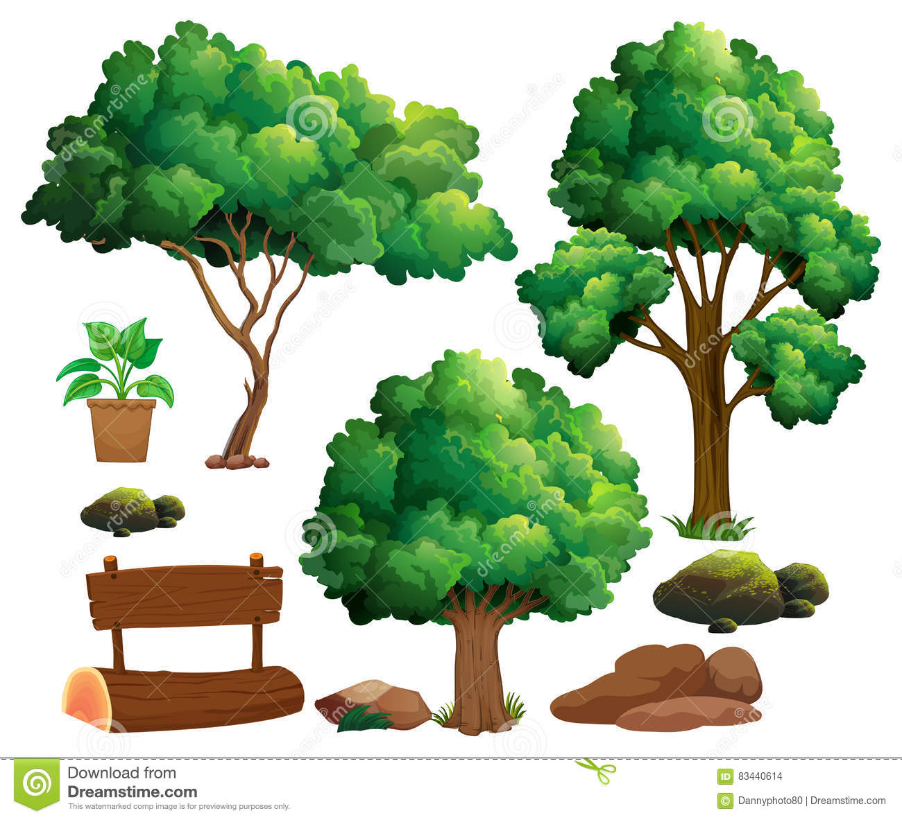 Different types of trees images for Garden trees types