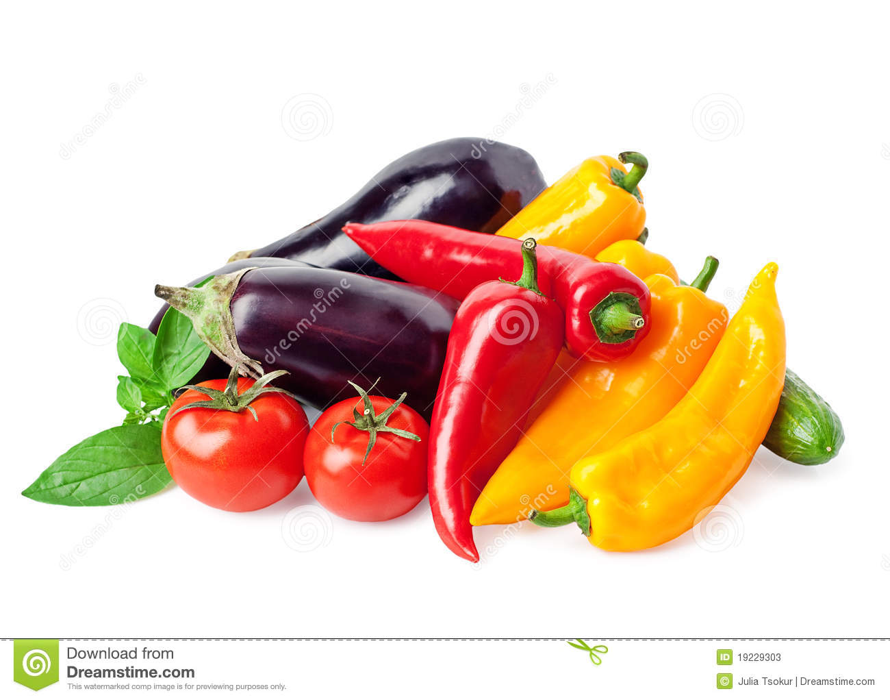 Different Vegetables Stock Photos - Image: 19229303