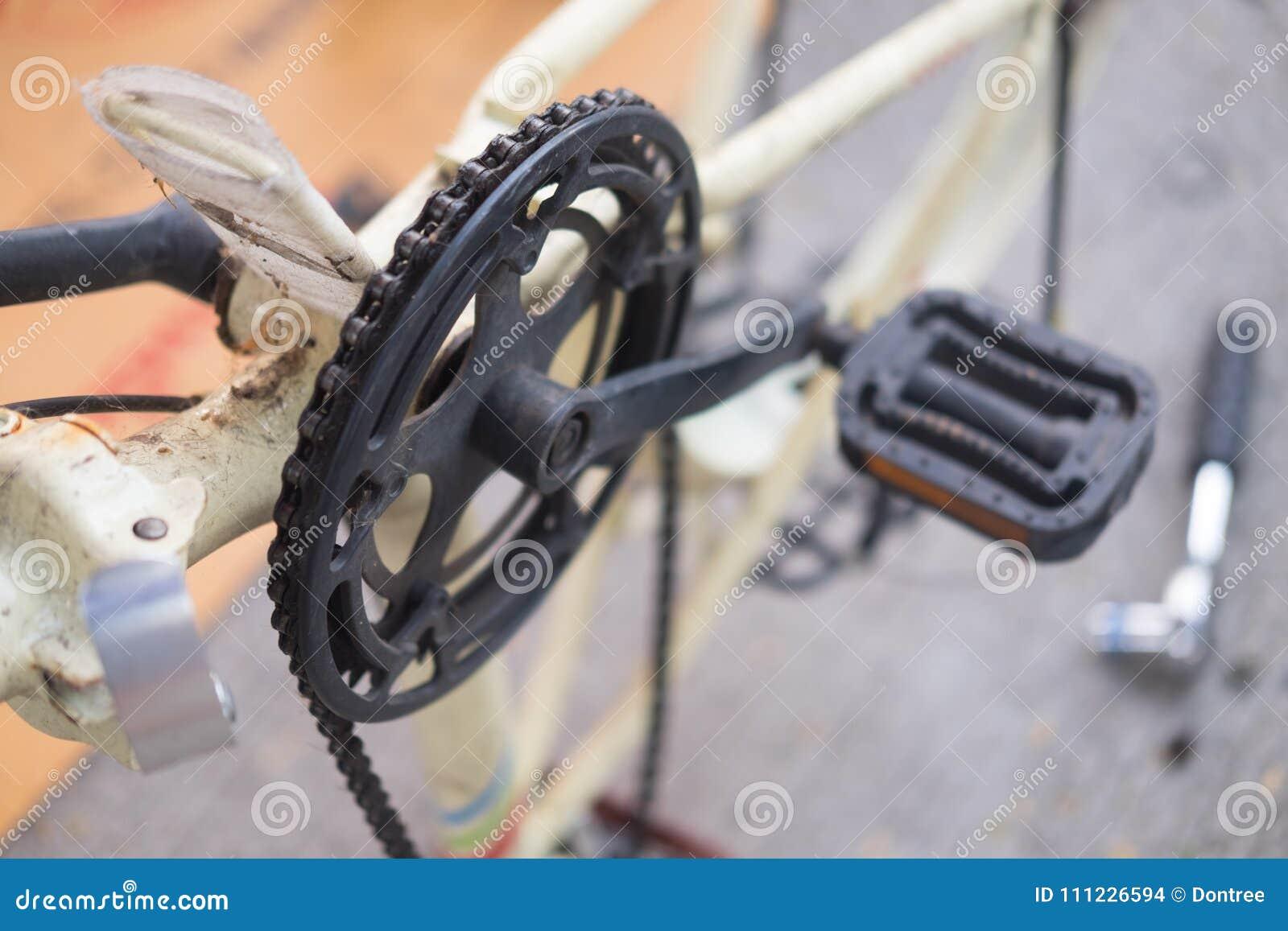 Difficulté de bicyclette