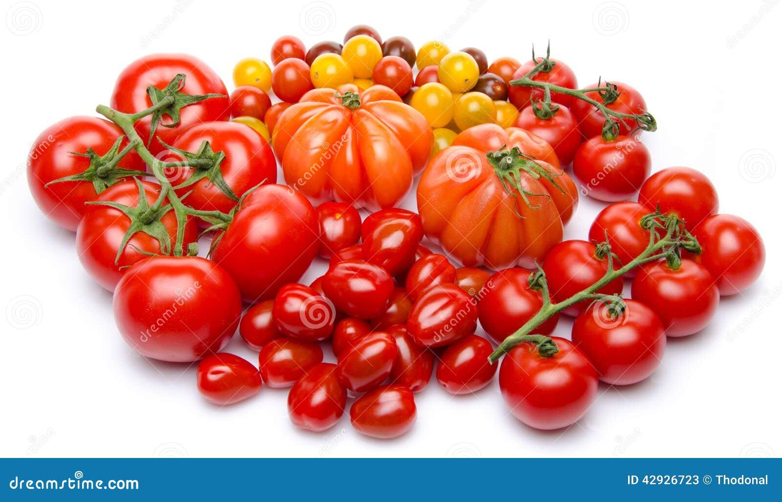 Les différentes variétés de tomate