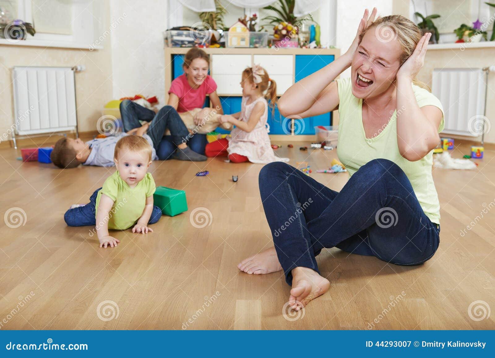 Dificuldades Parenting e de família