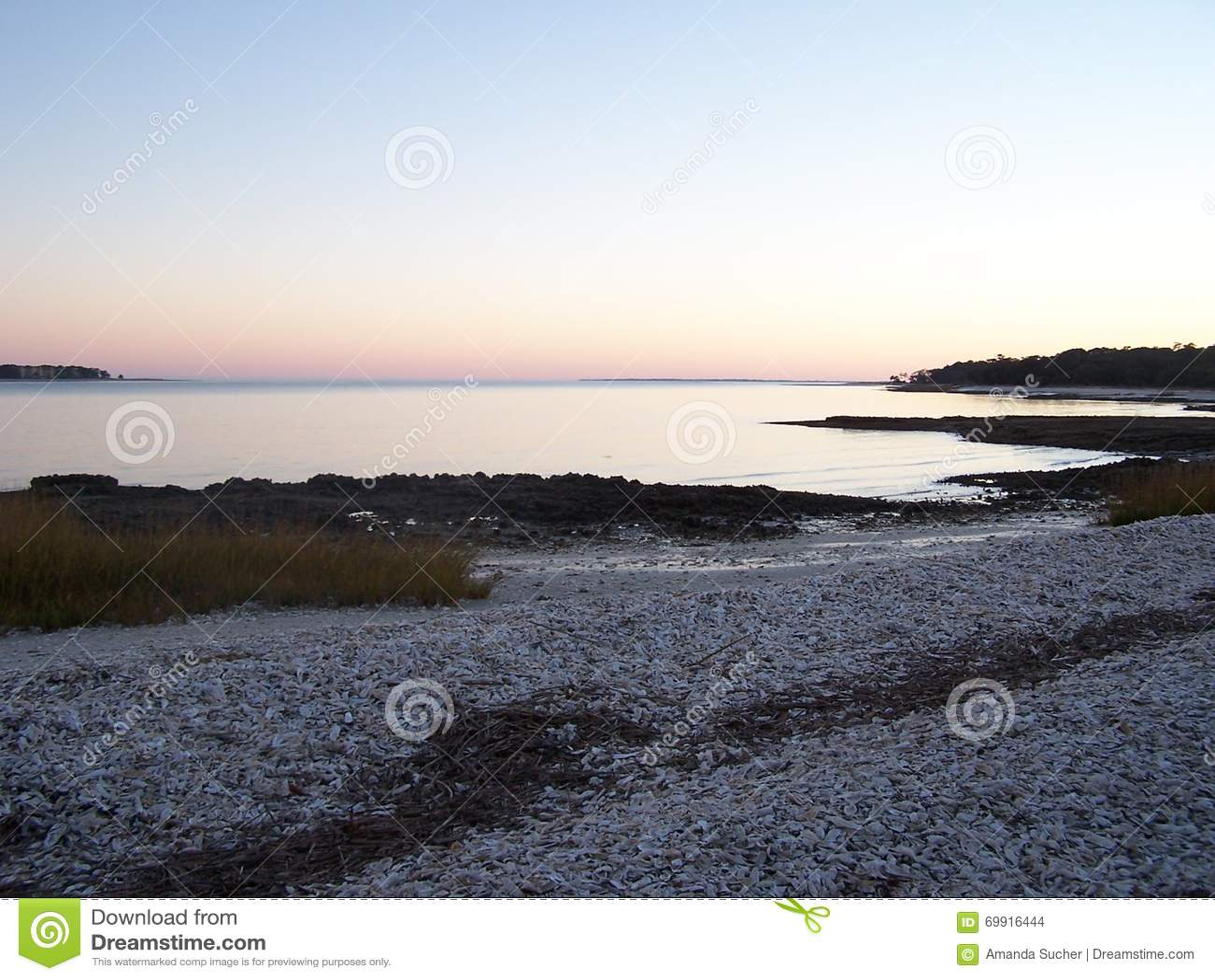 Difuskie-Insel Sc