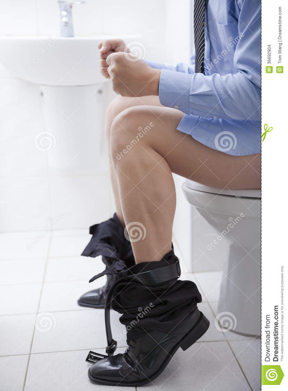 Digestive problems like constipation or diarrhea stock - How to use the bathroom when constipated ...