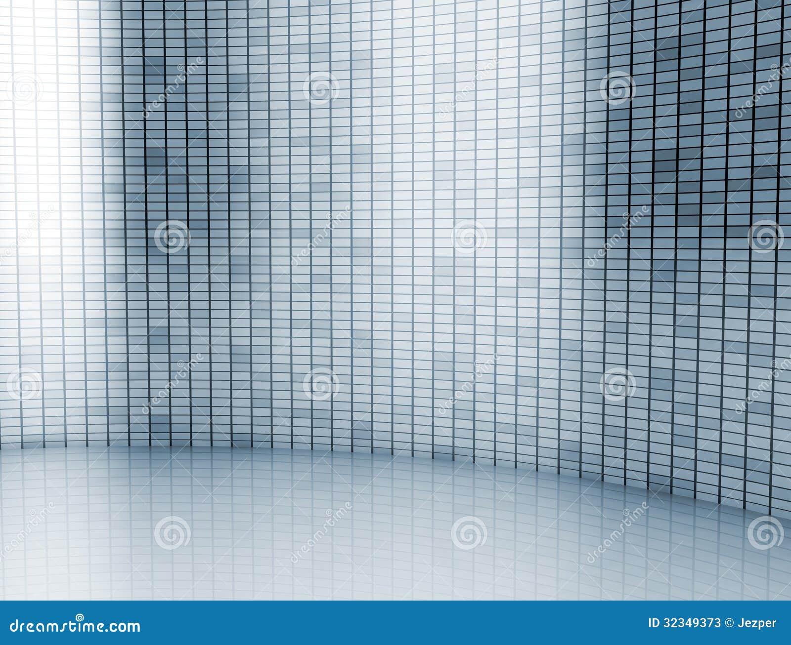 Digital ściana