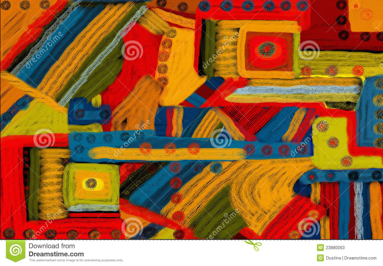 Color art digital - Royalty Free Stock Photo Download Digital Abstract Color Art