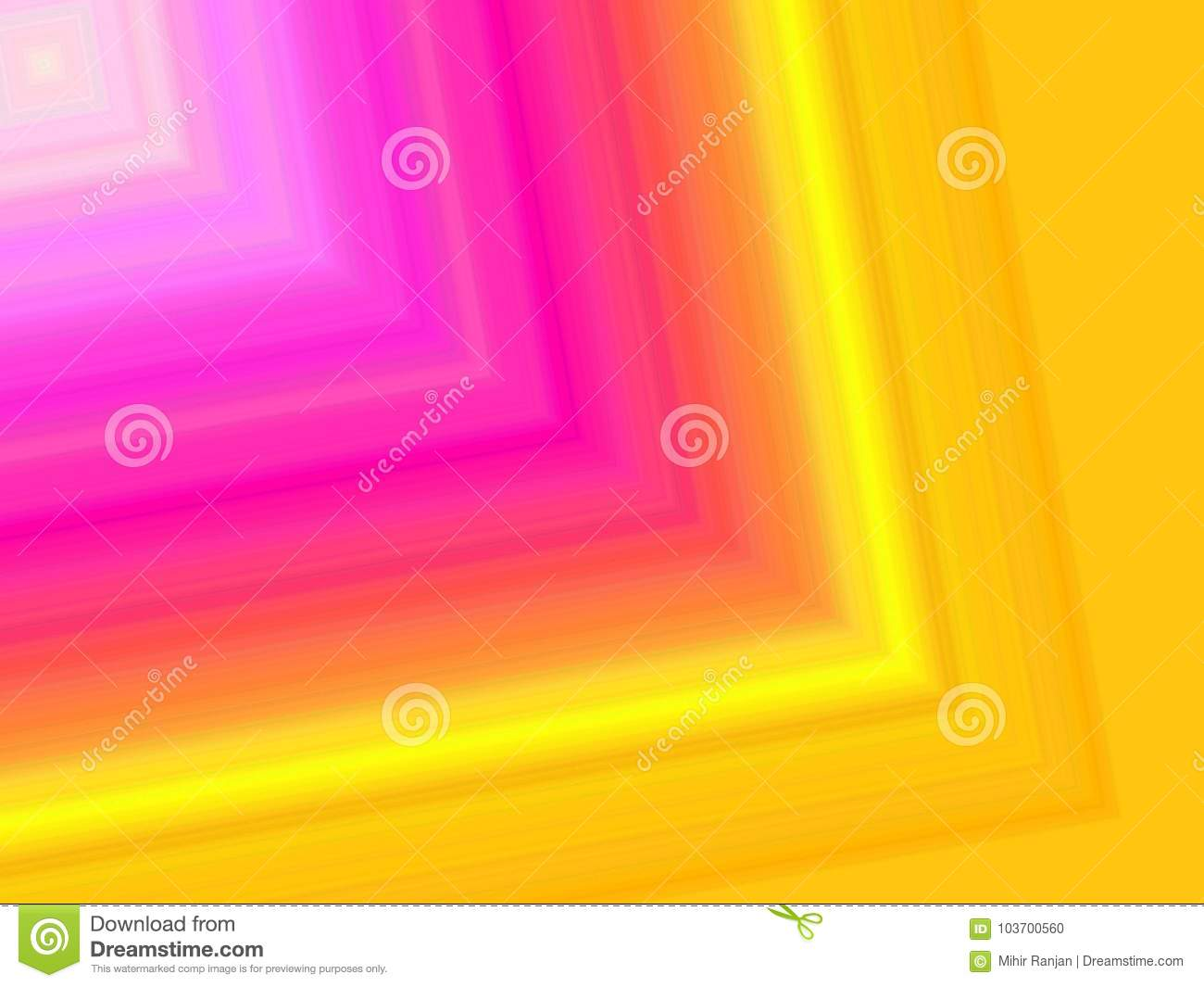 A digital art of vibrant color back ground