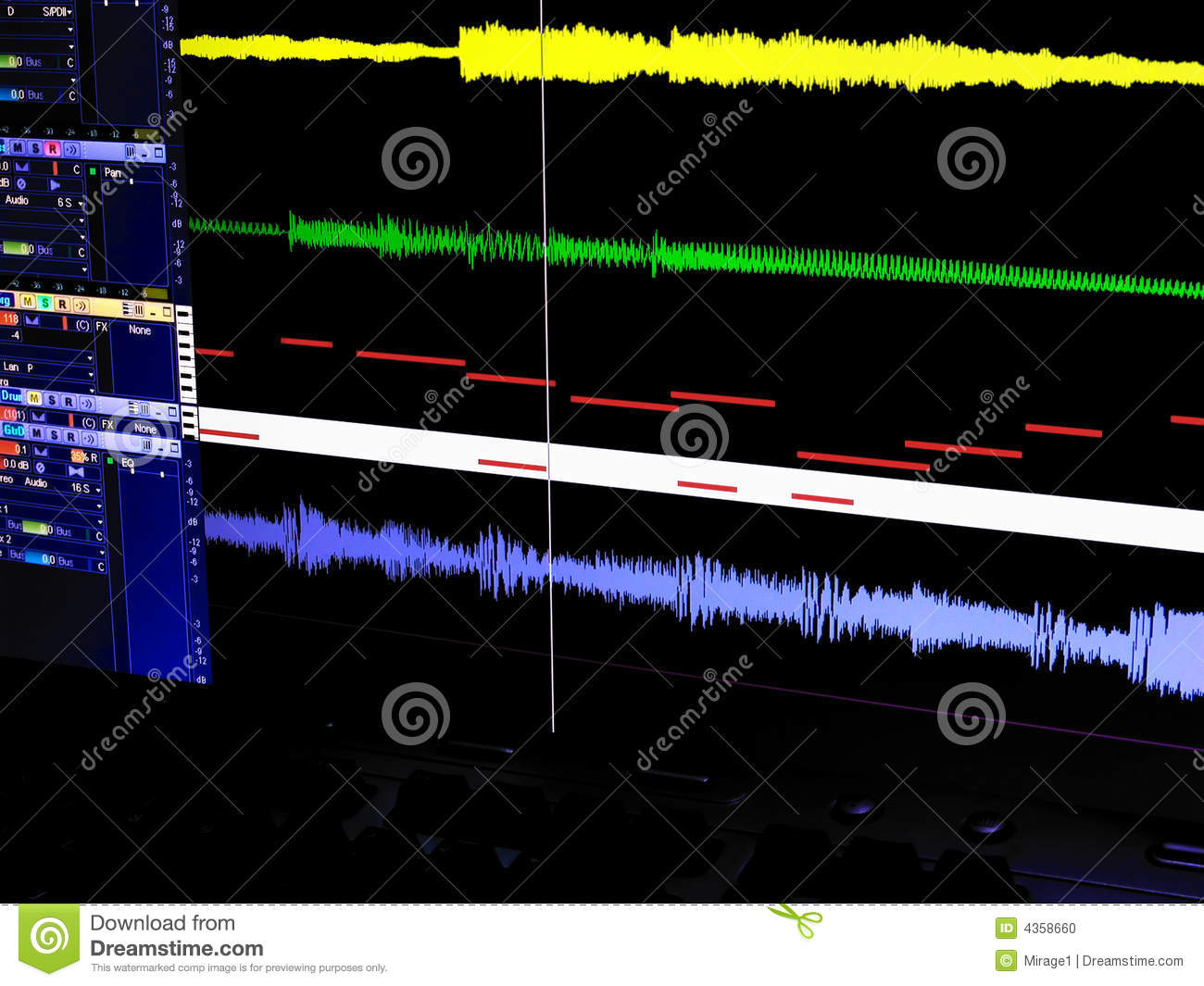 architecture of a digital audio workstation Recommended hardware requirements for a daw  however, due the internal  architecture, these processors operate much faster than other,.