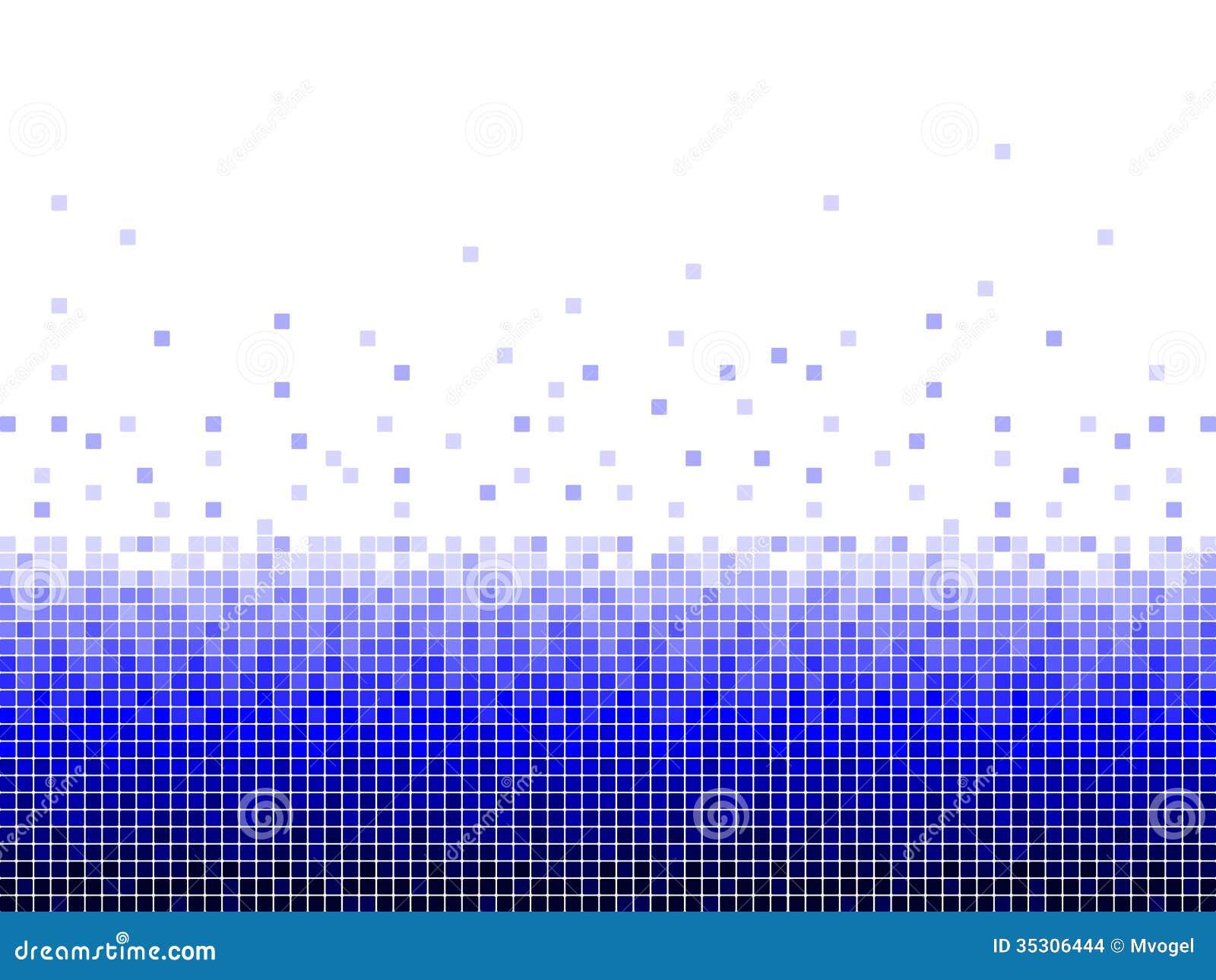 White Digital Background Designs Digital Blue Square Ba...