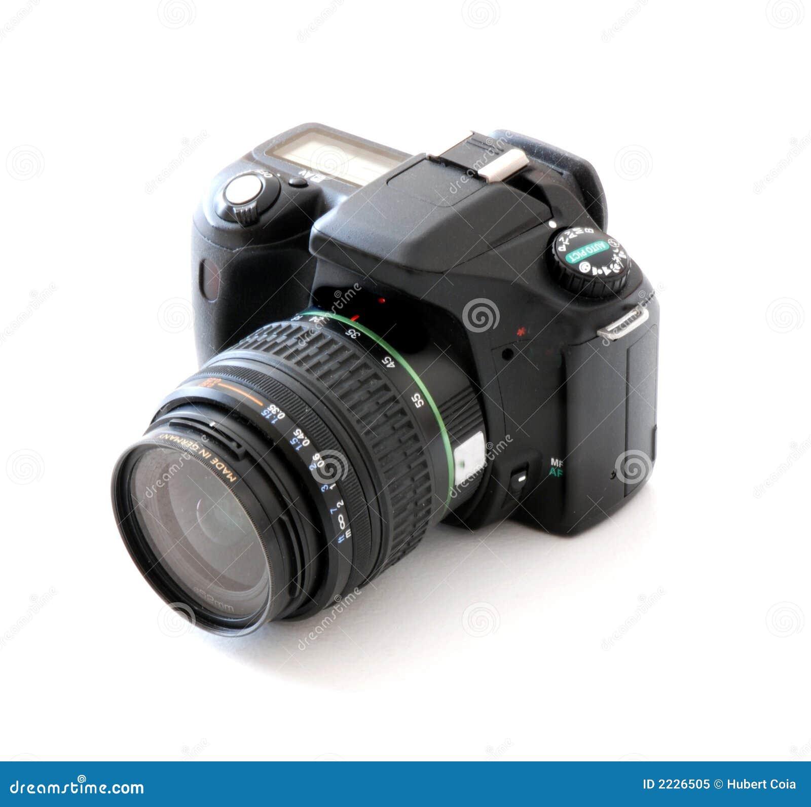 Digital Camera Royalty Free Stock Photo - Image: 2226505