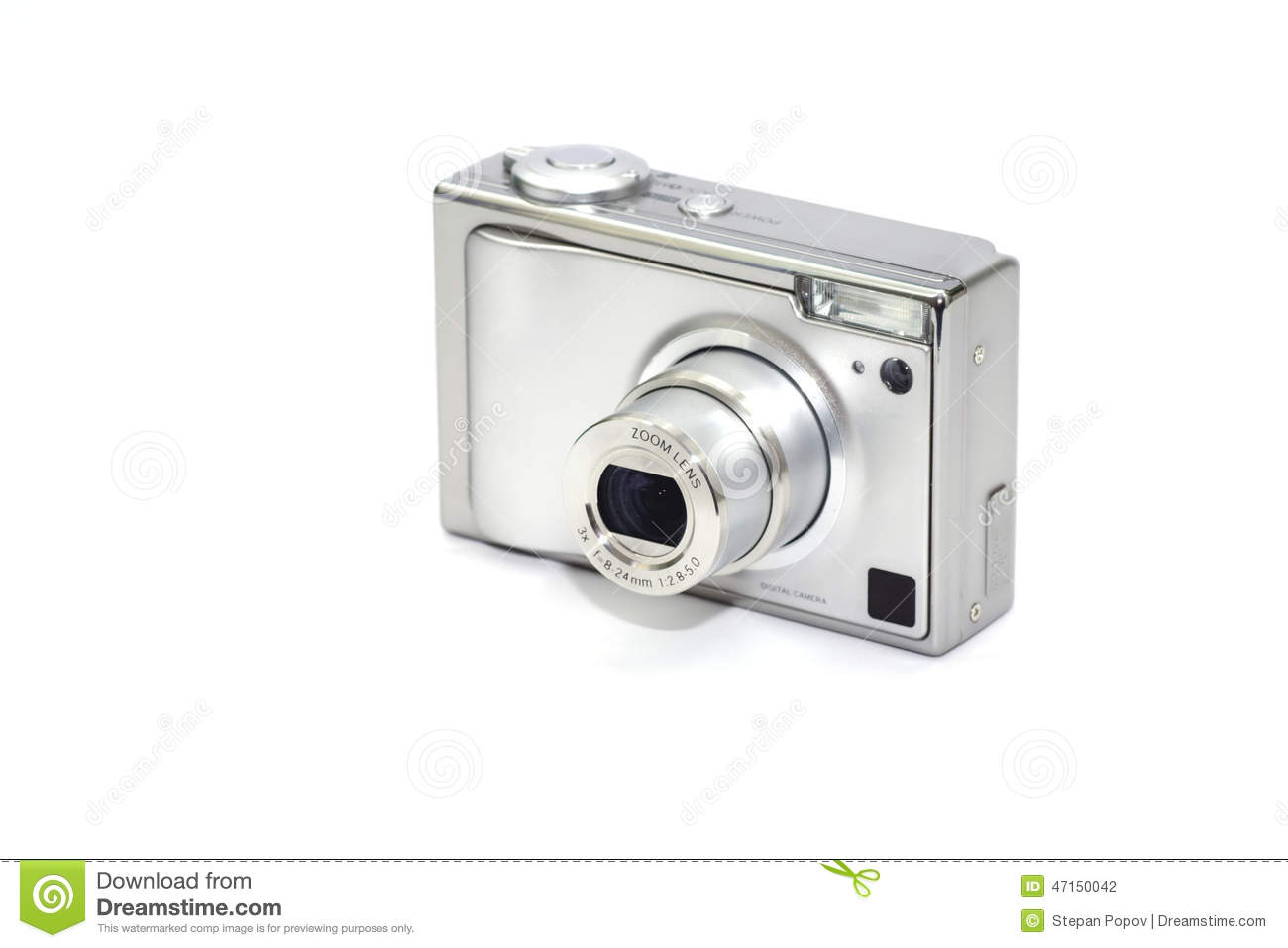 Download Digital Camera stock photo. Image of progress, point - 47150042