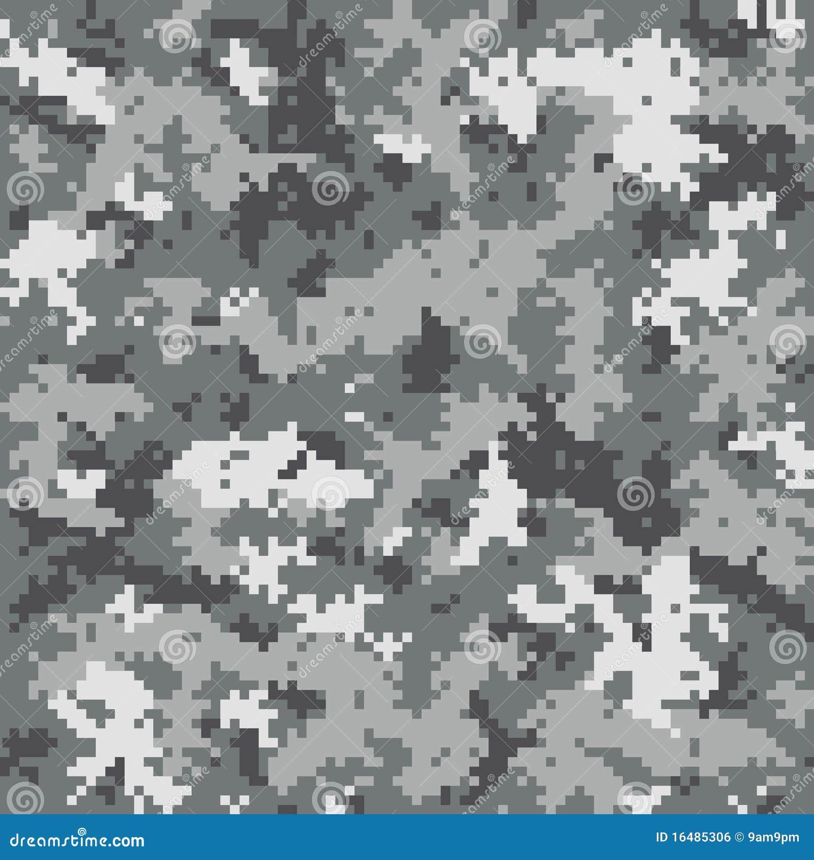 Digital camouflage pattern  U.s. Army Digital Camouflage Pattern