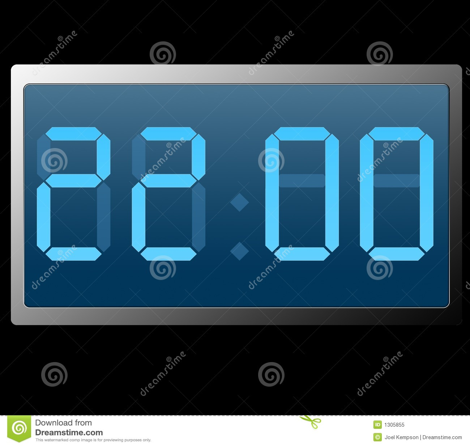 Displaying 16> Images For - Digital Clock...