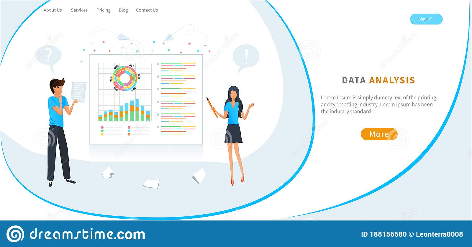Digital Data Analysis, Accounting Service, Predictive Big ...