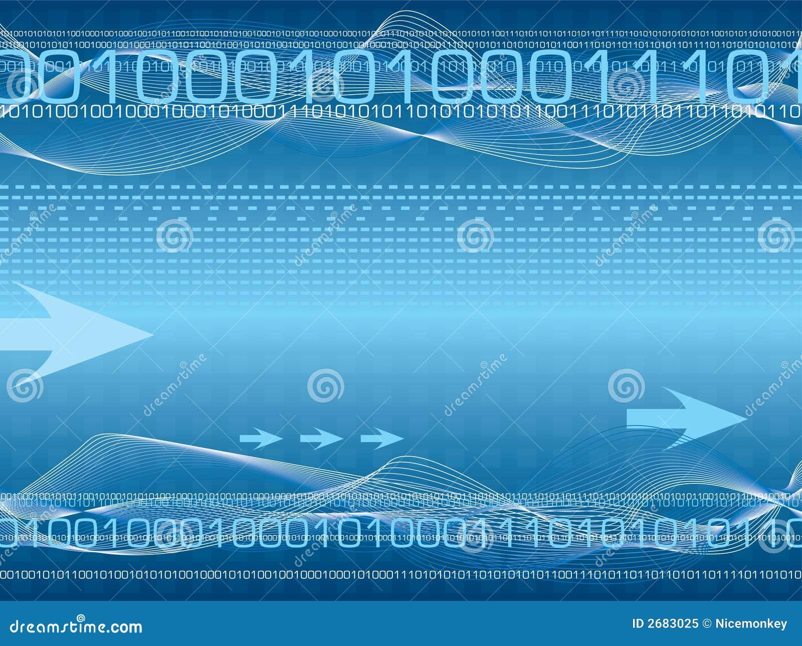 Download Digital destiny b stock vector. Illustration of connection - 2683025
