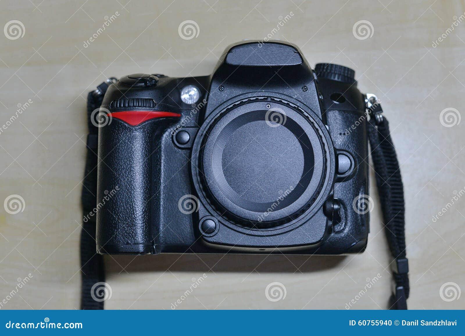 Camera Dslr Camera Without Lens digital dslr camera without lens isolated body stock photo body