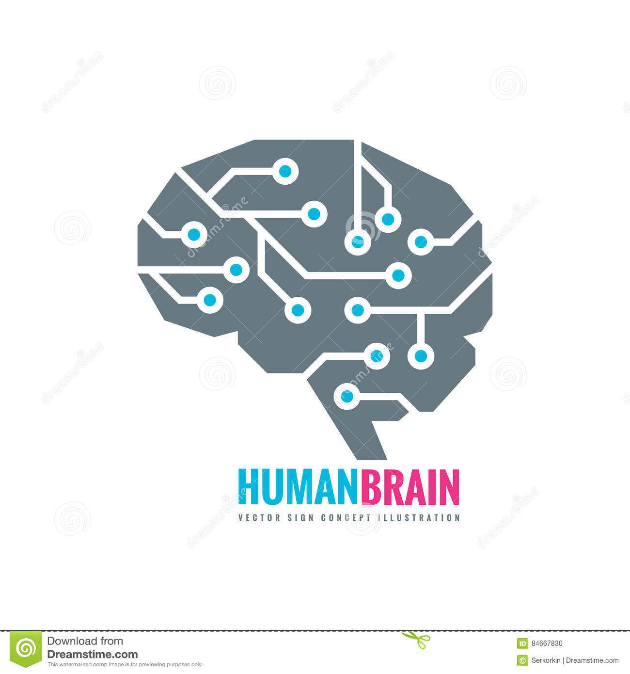 brain vector logo - photo #21