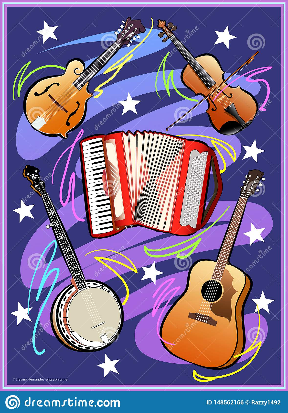 Country Instruments Music Stock Illustrations 742 Country Instruments Music Stock Illustrations Vectors Clipart Dreamstime