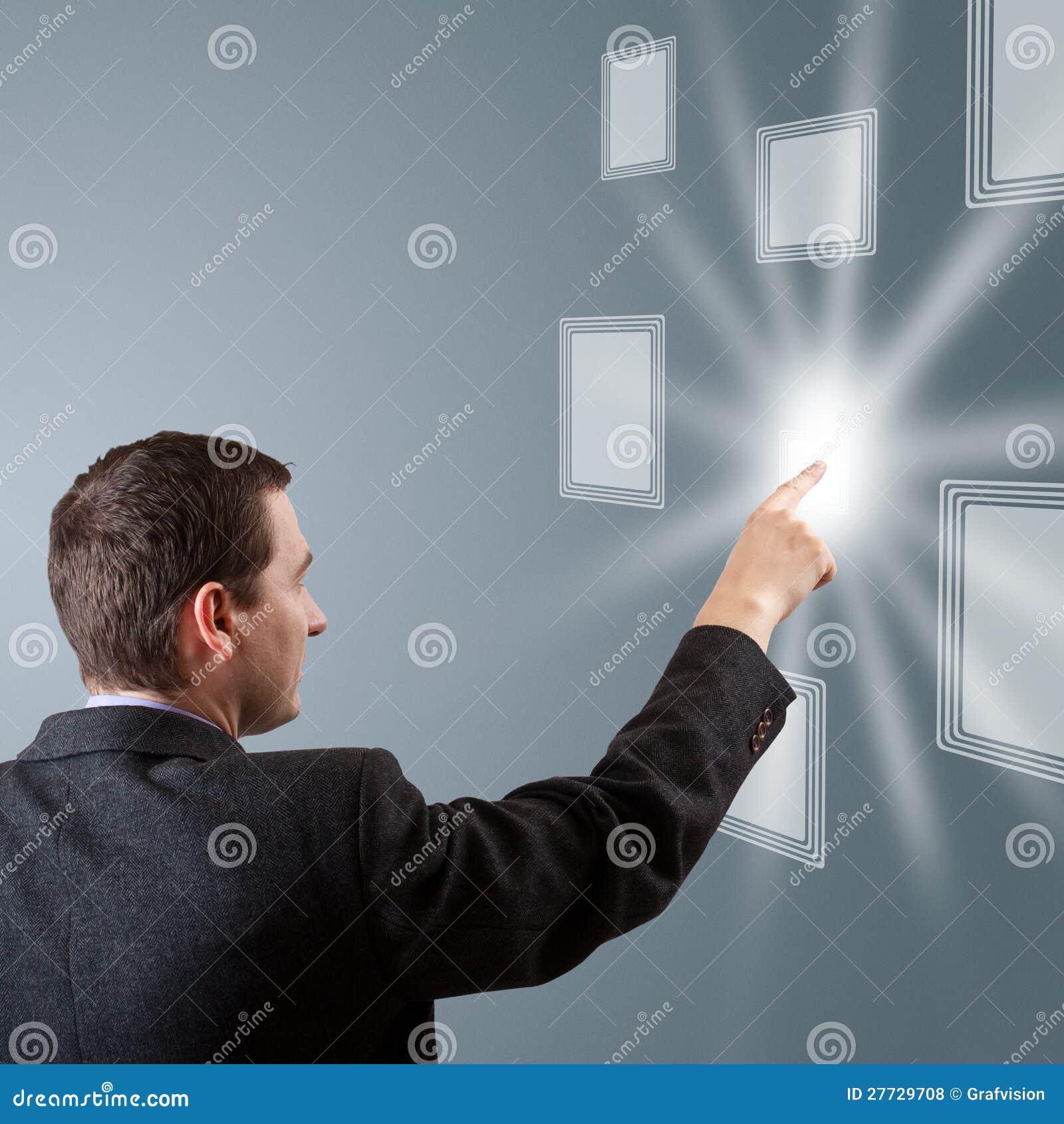 Digital-Konzept