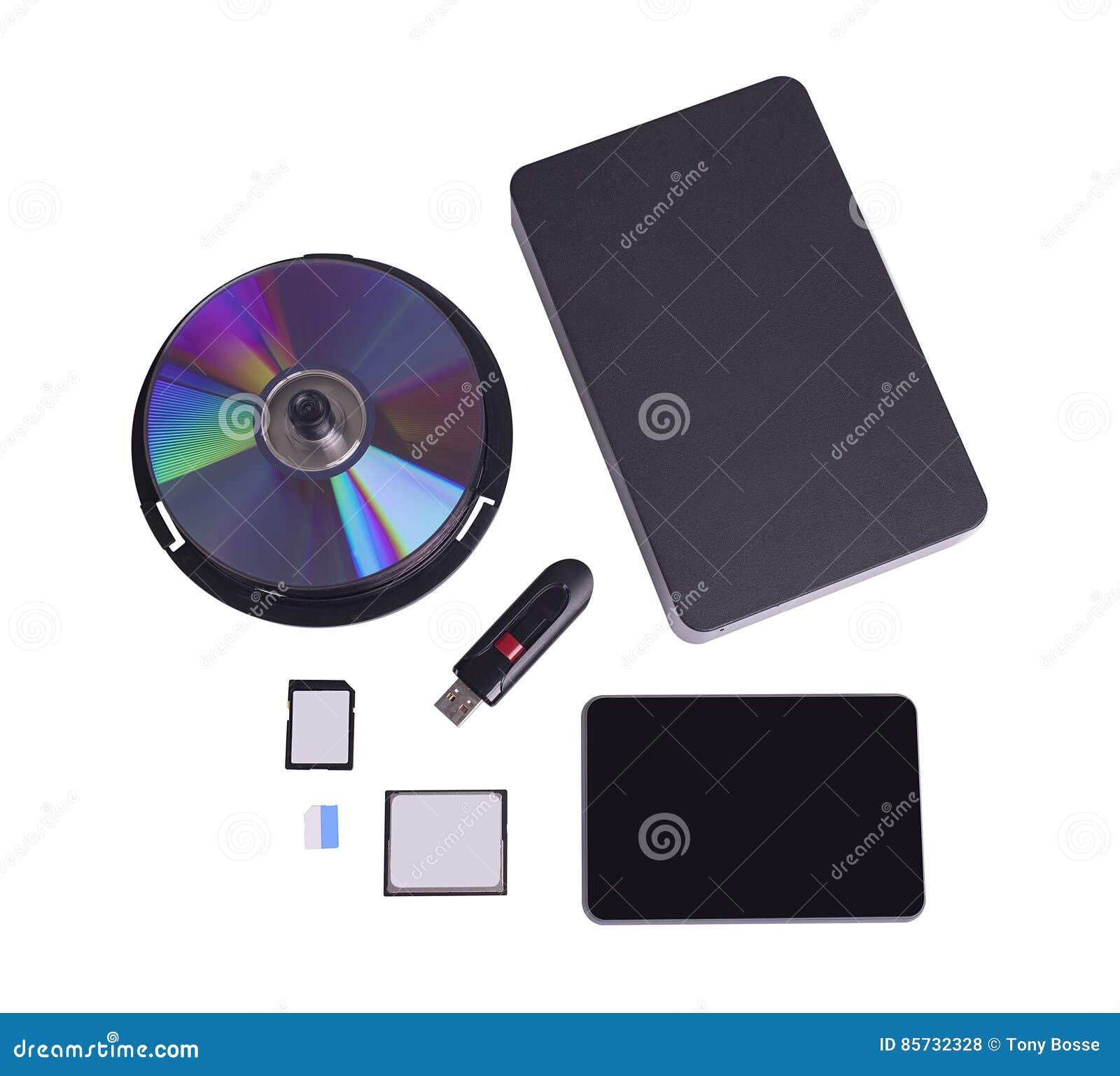 Digital Media Storage