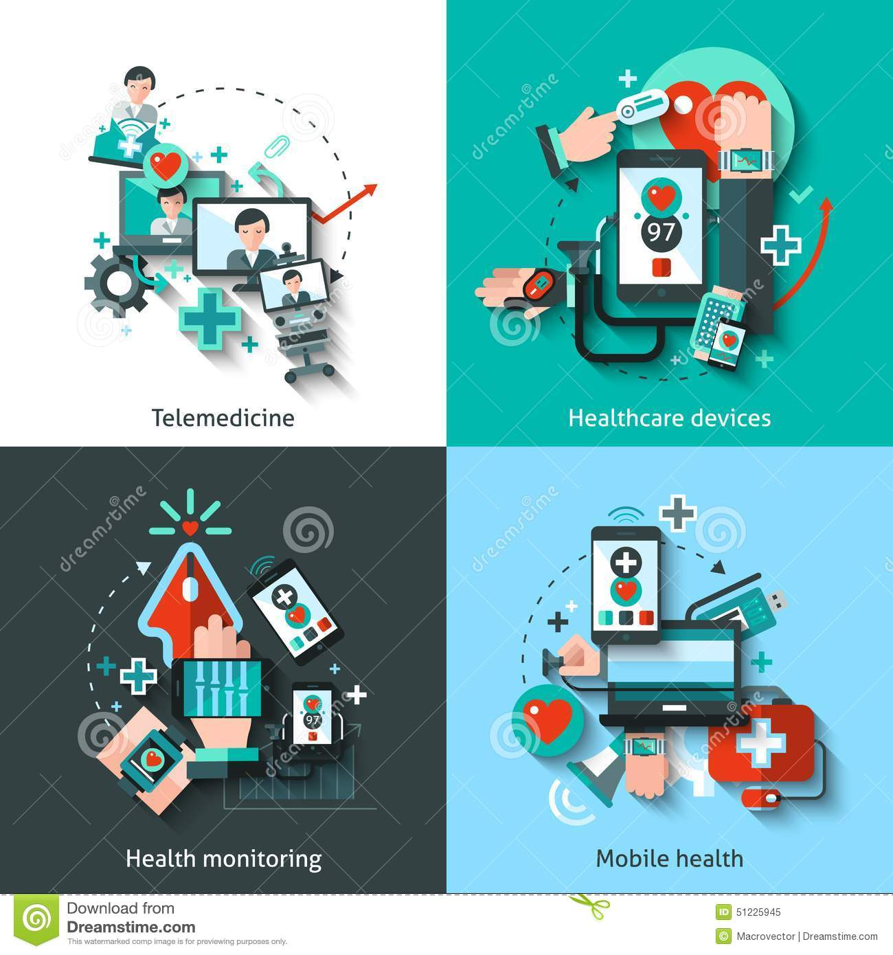 Digital Medicine Set