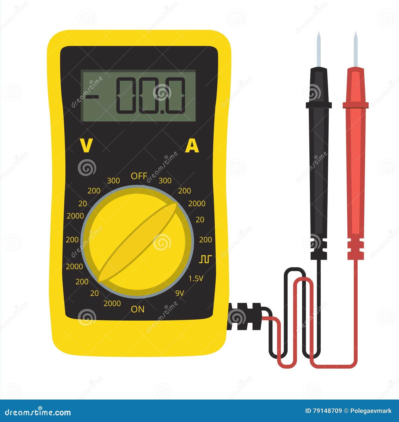 Power Meter Cartoon : Ammeter cartoons illustrations vector stock images
