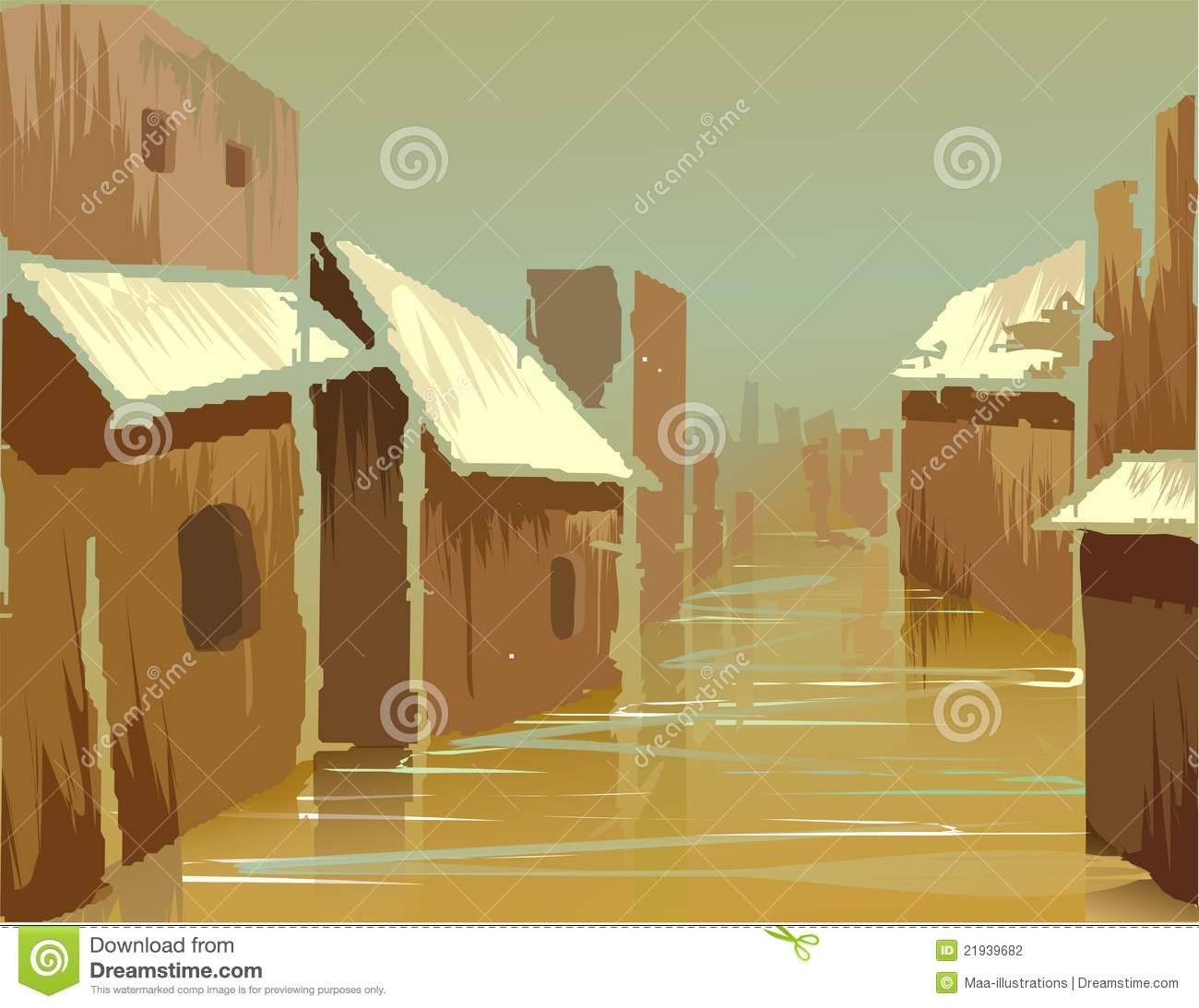 Digital painting stock photography image 21939682 for Digitally paint your house