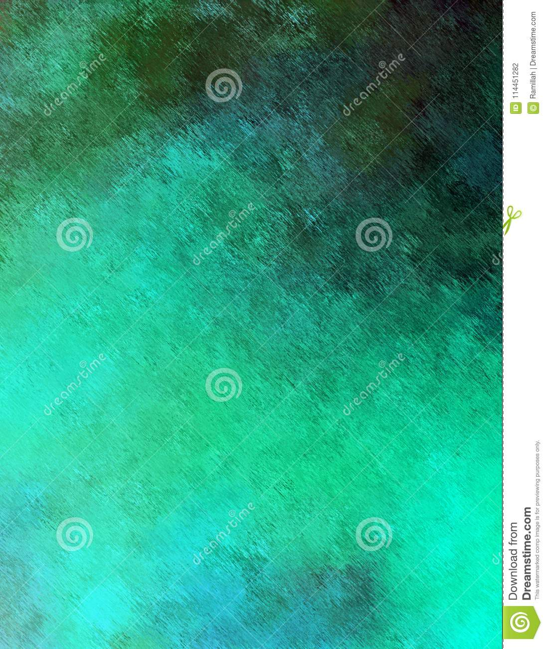 Digital Painting Abstract Colorful Background In Different Shades Of Green Colors Stock Illustration Illustration Of Freestyle Create 114451282
