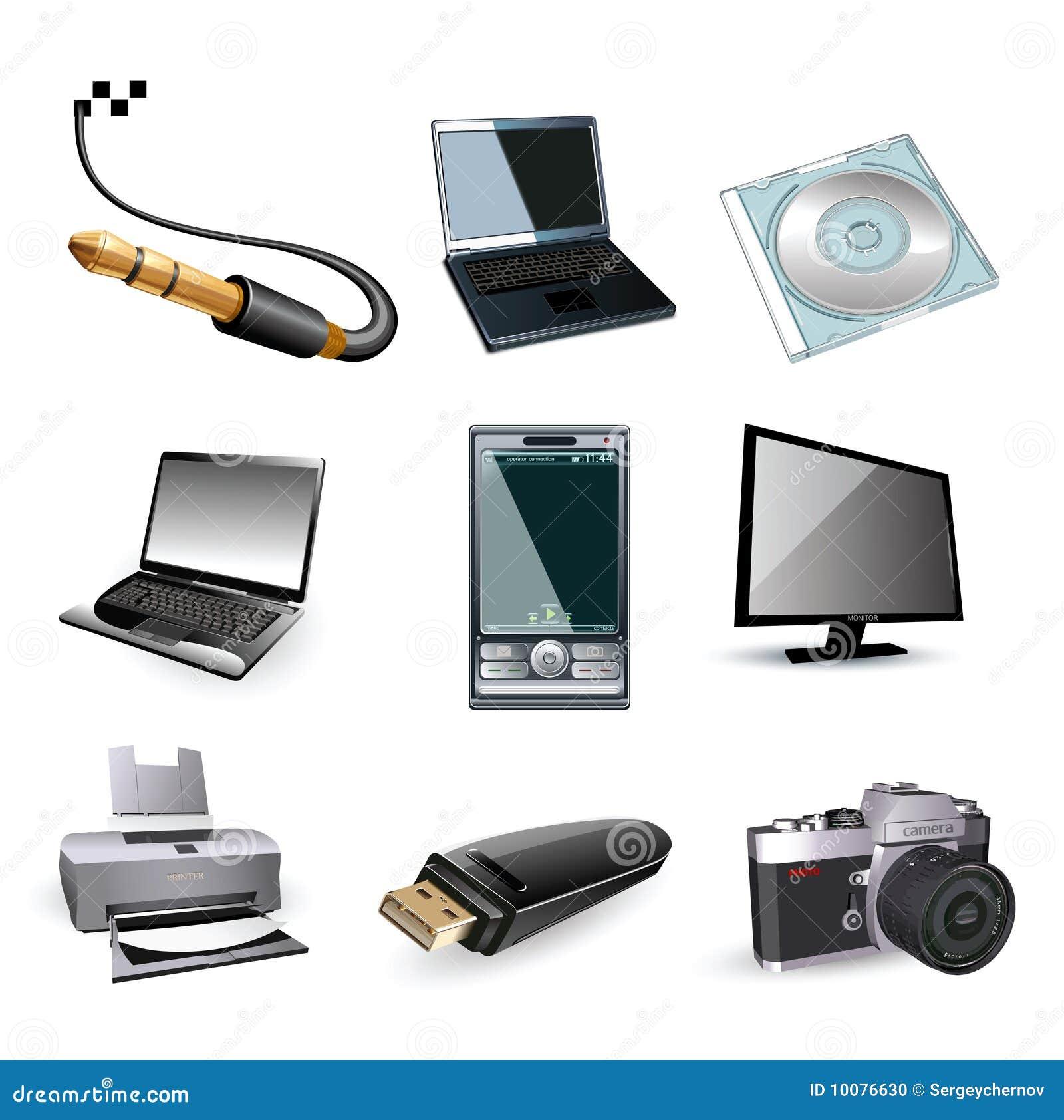 Digital set