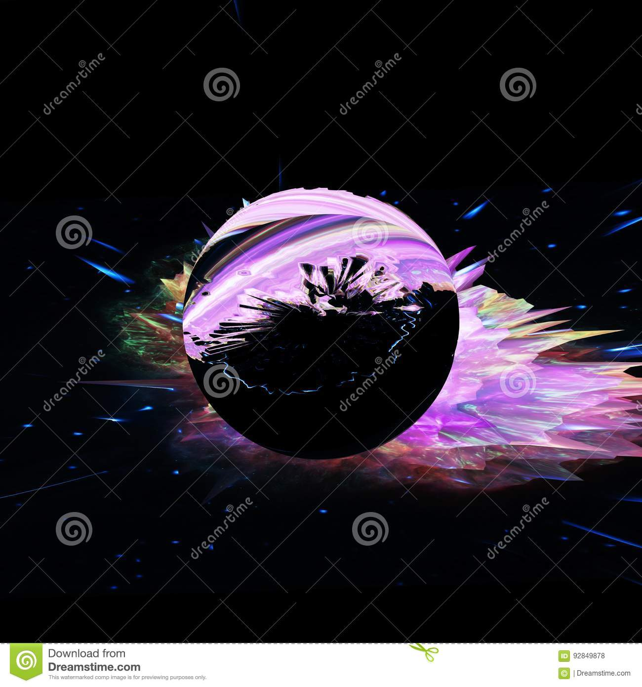 Energy ball sound effect download
