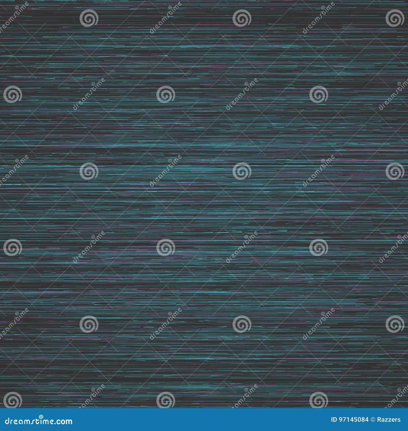 Digital-Störschub-Vektor-Hintergrund Vektor verzerrter Signal-großer Daten-Schaden