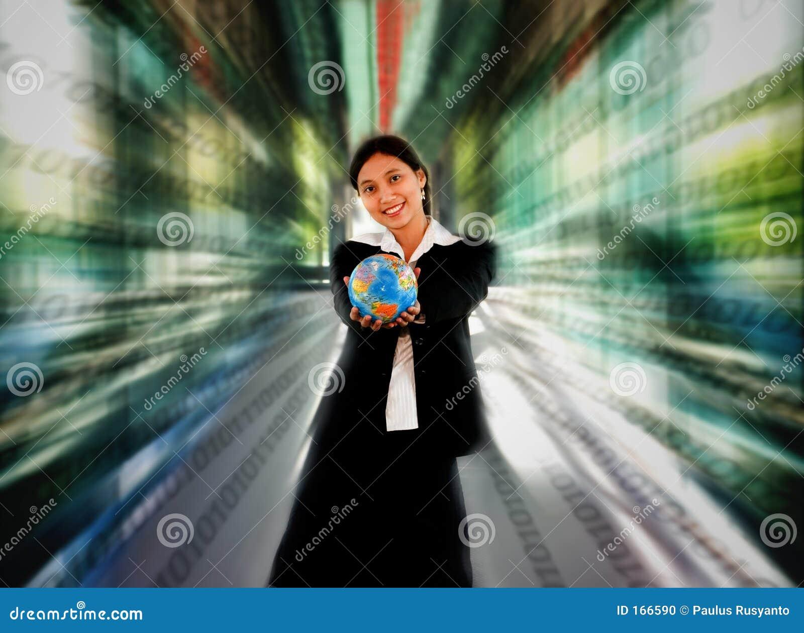 Digital värld