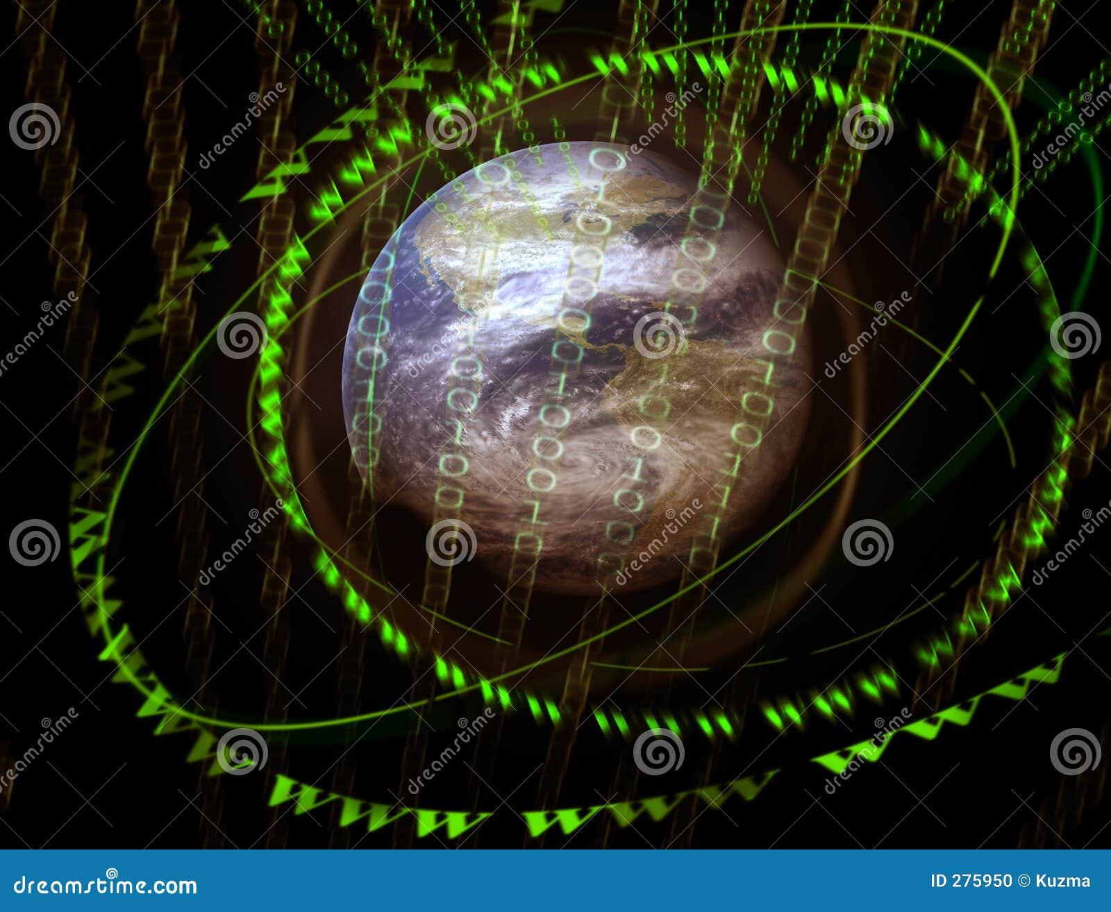 Digital värld 3d