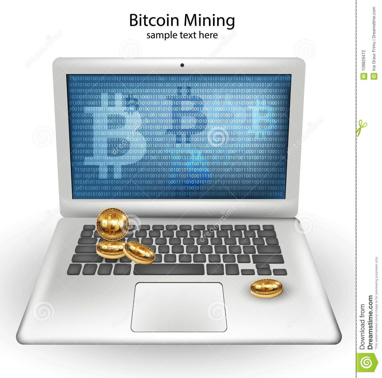 cryptocurrency that can be mined easily laptop