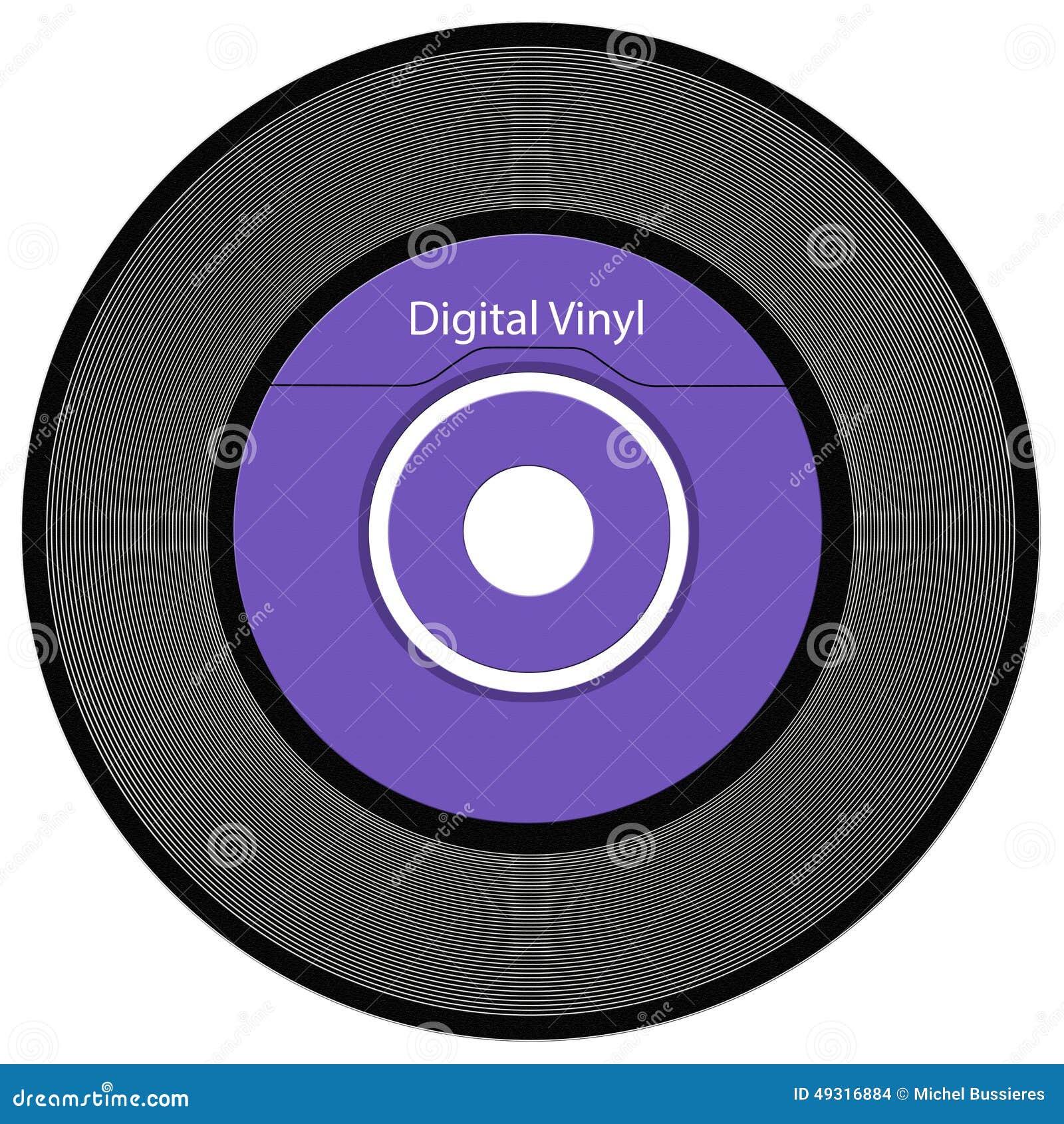 digital vinyl stock illustration image 49316884. Black Bedroom Furniture Sets. Home Design Ideas