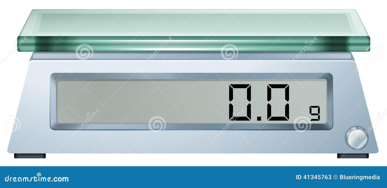Electric Scale Clip Art
