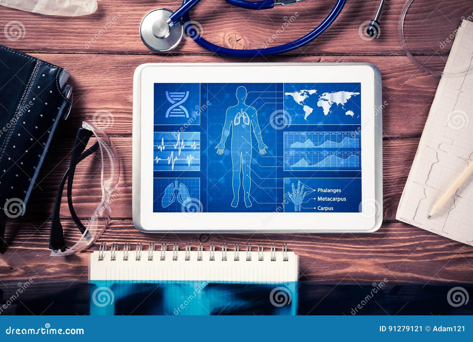 Digitala teknologier i medicin