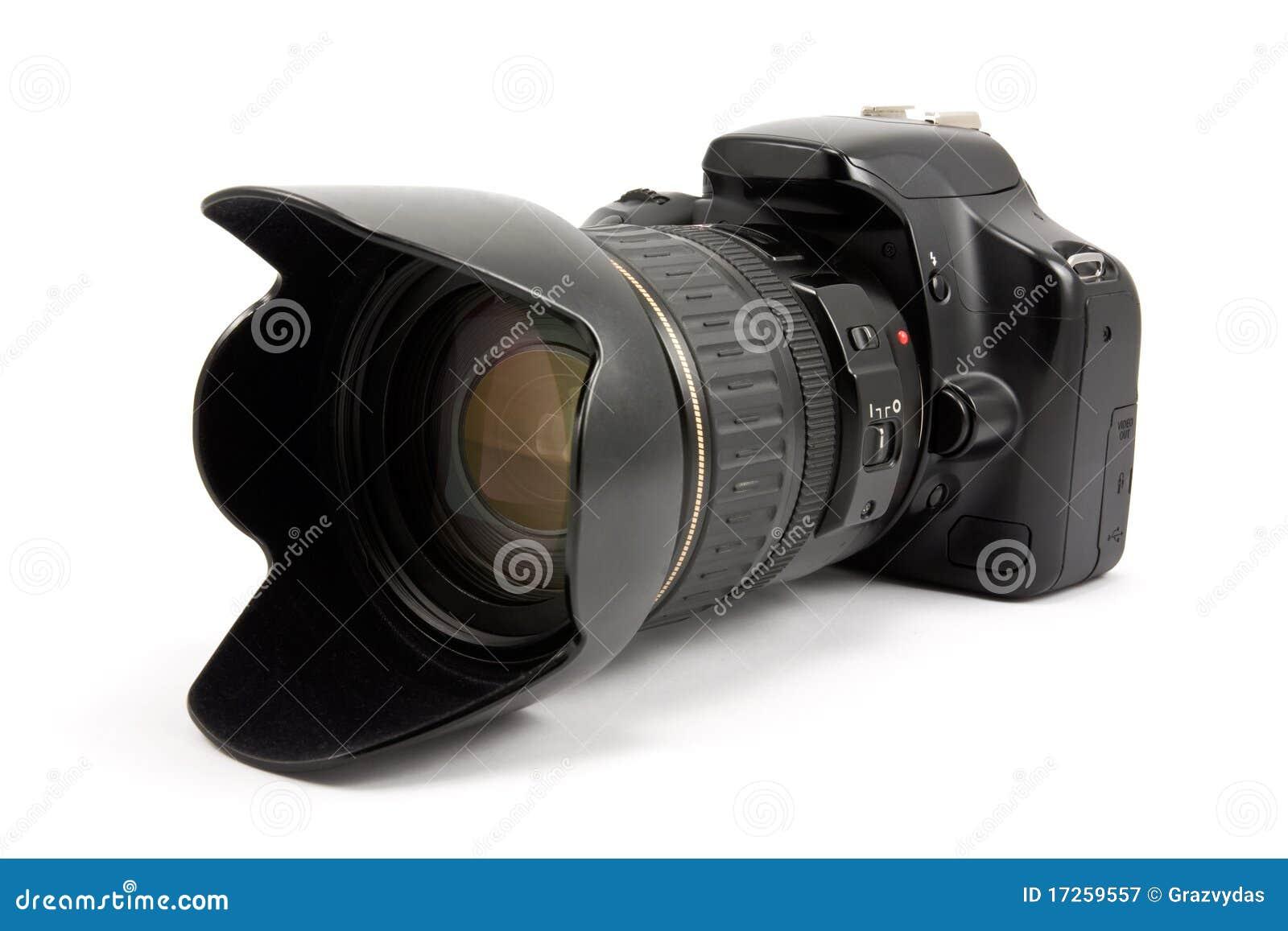 Digitale fotografieapparatuur