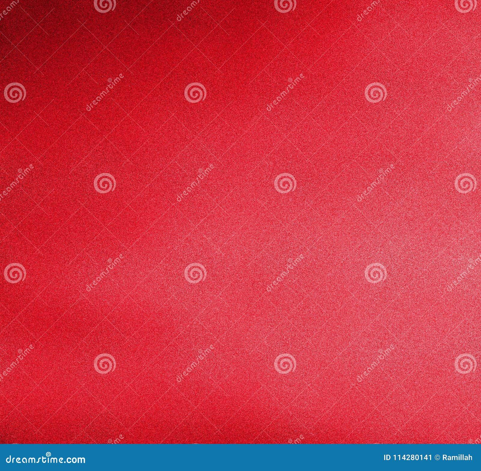 Digitale het Schilderen Kleurrijke Achtergrond in Bloed Rode Kleur op Sandy Grain Layer